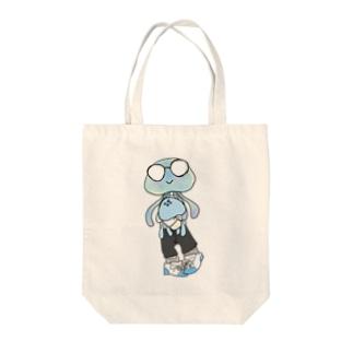 TSUGUNIPHさん Tote bags