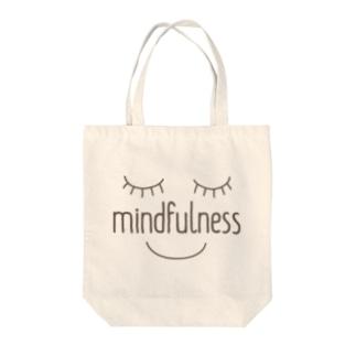 Yang(陽)--mindfulness Tote bags