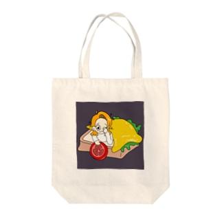 SLEEPYHEAD トートバッグ Tote bags