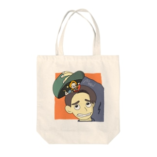 """""""CAP""""SULE HOTEL トートバッグ Tote bags"""
