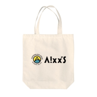 Aixx'sオリジナルロゴアイテム Tote bags