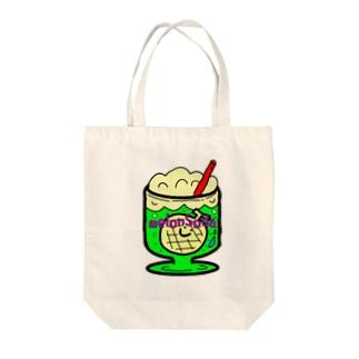 Melonsada Tote bags