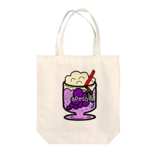 Grapesada Tote bags
