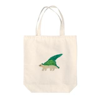 カメゴン Tote bags