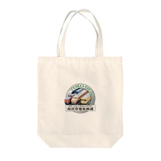 トコ電オリジナルロゴマーク Tote bags