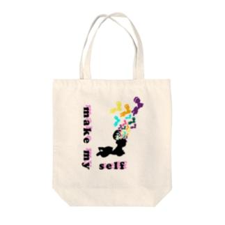 make my self Tote bags