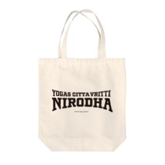 NIRODHA 2021SS SPORTY LOGO Tote bags