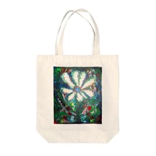 百光の花 Tote bags