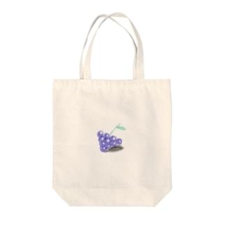 ぶどう Tote bags