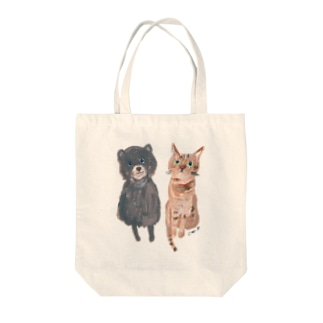 20170101_xiong&norn Tote bags