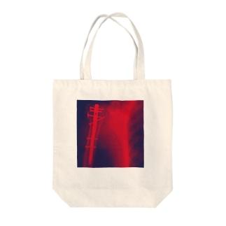 ターミネーター初号機シリーズ Tote bags