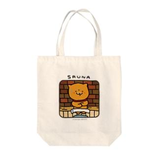 柴犬ラク(サウナ) Tote Bag
