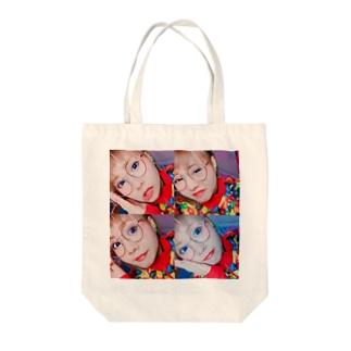 おふざけ Tote bags