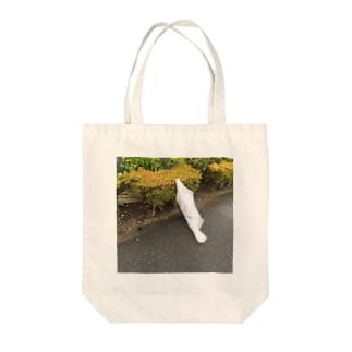 壊れかけの傘 Tote bags