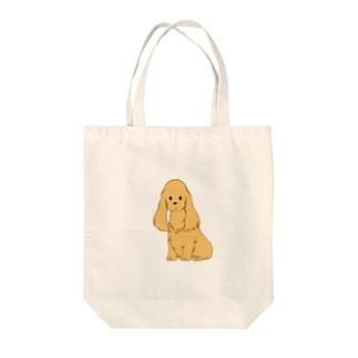 こっかーちゃん Tote bags