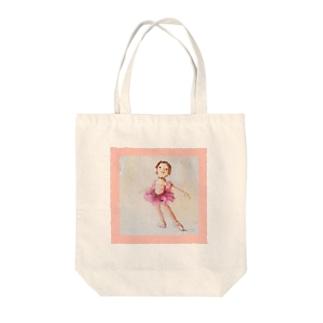 コッペリア Tote bags