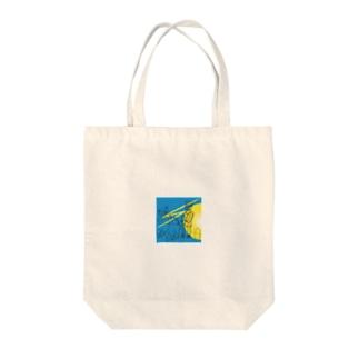 太陽の罠 Tote bags