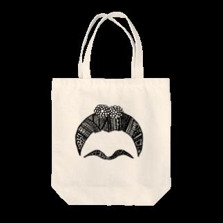 erkのラクガキのフリーダ Tote bags
