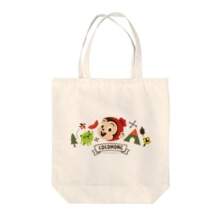 ココモントートバッグ_B Tote bags
