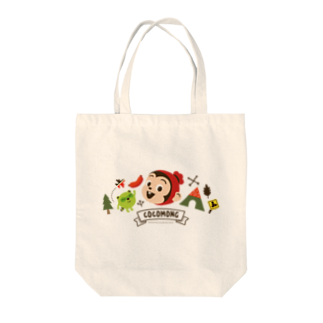 ココモンのココモントートバッグ_B Tote bags