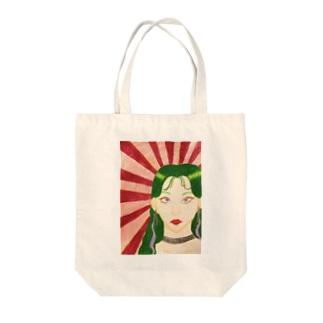 神 Tote Bag