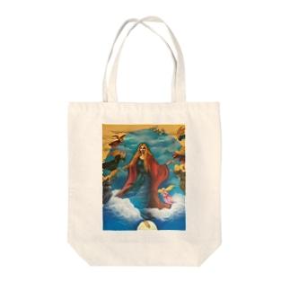 MARIA Tote bags