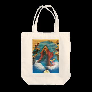 keikororinのMARIA Tote bags