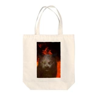 ニャンコちゃん Tote bags