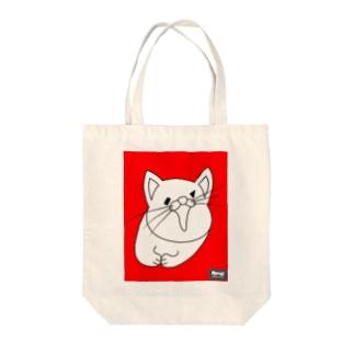 柔らかそうなねこ(codycoby) Tote bags