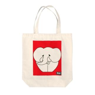 のんびりしてるゾウさん(codycoby ) Tote bags