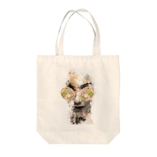 HANAGARA Tote bags