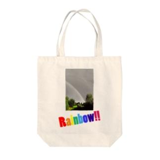 Rainbow Tote bags