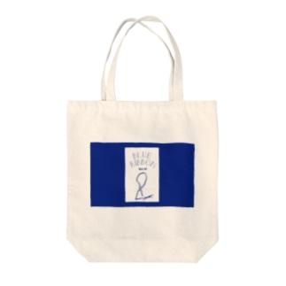 blueribbon Tote bags
