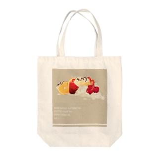 甘いものは美味しい Tote Bag