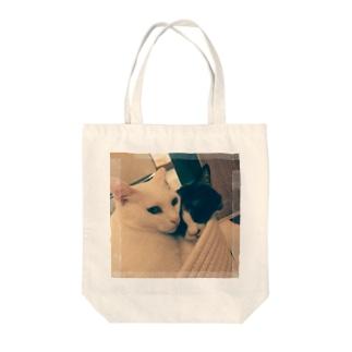 猫ちゃんず Tote Bag