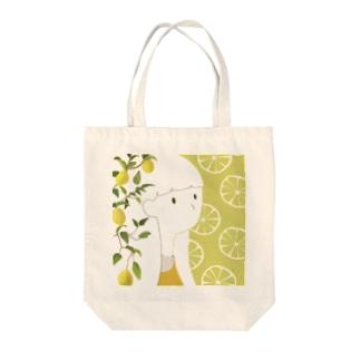 檸檬の女の子 Tote Bag