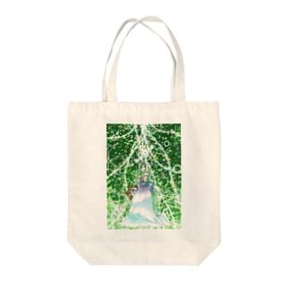 ペリドット Tote bags