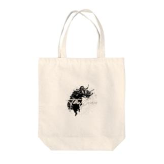 トモクルーズシリーズ2021 Tote bags