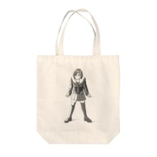 おこガール Tote Bag