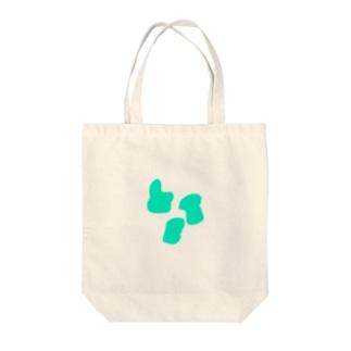 意味を成さない図形 Tote bags