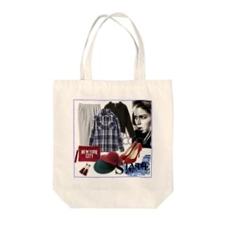 今日のコーデ Tote bags