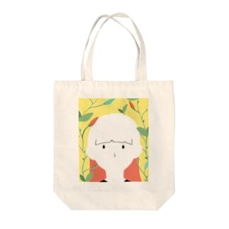 つぼみの女の子 Tote Bag
