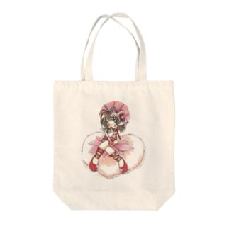 バレンタインデー Tote bags