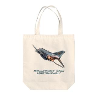 F-4EJ Tote bags