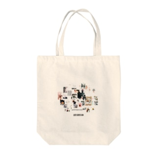 LIFE GOES ON _ 8 Tote bags