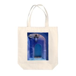 モロッコ・シャウエン  Tote bags