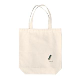 カケスノハネトート Tote bags