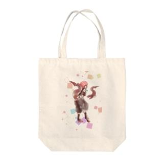 カグラ Tote bags