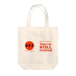 Still muted + OTJ Logo Tote Bag