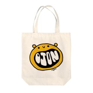 おじょん Tote bags